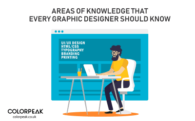4 key skills of a Graphic Designer