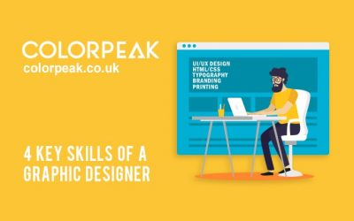 4 key skills of a Graphic Designer