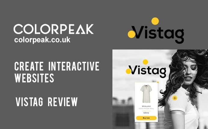 Create interactive websites – Vistag review