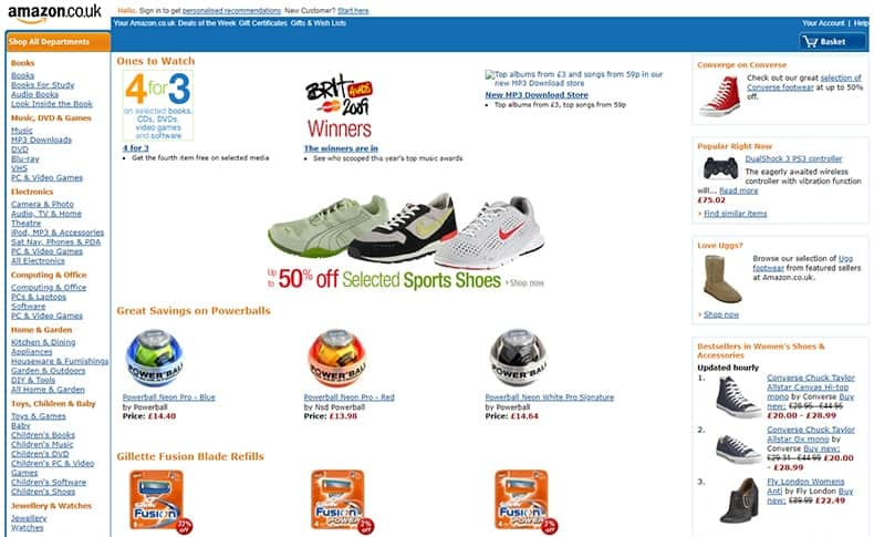 Amazon 2009