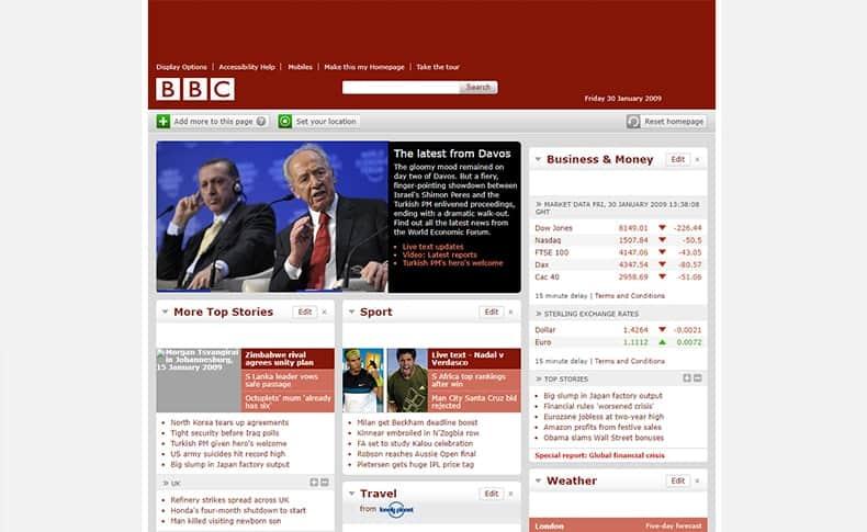 BBC 2009