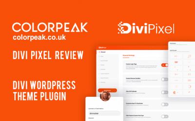 Divi Pixel Plugin Review for Divi WordPress Theme