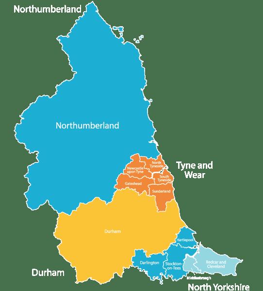 North East, UK