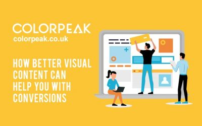 How Better Visual Content Can Help You With Conversions